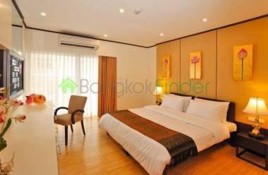 Nana, Bangkok, Thailand, 3 Bedrooms Bedrooms, ,3 BathroomsBathrooms,Condo,For Rent,Saranjai Mansions,4624