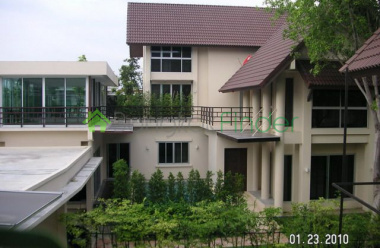 Bangna-Srinakarin, Bangkok, Thailand, 5 Bedrooms Bedrooms, ,5 BathroomsBathrooms,House,For Rent,4634