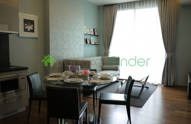 Thonglor, Bangkok, Thailand, 1 Bedroom Bedrooms, ,1 BathroomBathrooms,Condo,For Rent,Quattro by Sansiri,4638