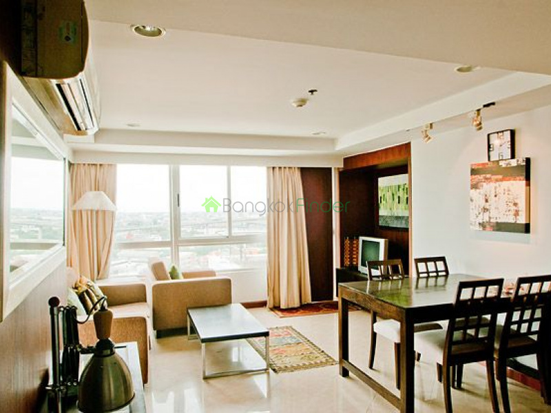 Rama 3, Bangkok, Thailand, 2 Bedrooms Bedrooms, ,2 BathroomsBathrooms,Condo,For Rent,River Heaven,4686