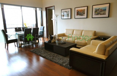 Rajadamri, Bangkok, Thailand, 2 Bedrooms Bedrooms, ,2 BathroomsBathrooms,Condo,For Rent,Hansar Rajdamri,4695