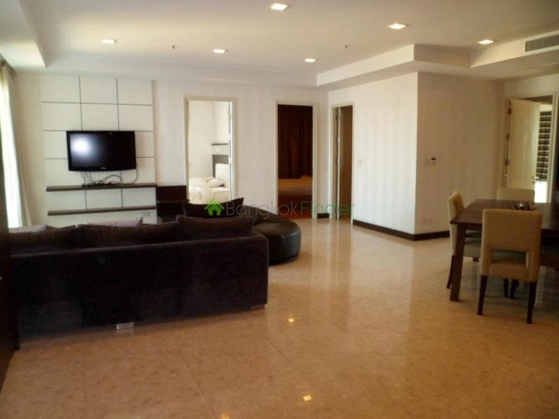Ekamai, Bangkok, Thailand, 3 Bedrooms Bedrooms, ,3 BathroomsBathrooms,Condo,For Rent,Nusasiri,4708