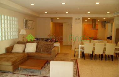Ekamai, Bangkok, Thailand, 3 Bedrooms Bedrooms, ,4 BathroomsBathrooms,Condo,For Rent,Nusasiri,4709