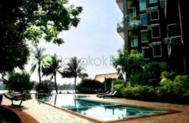 Sathorn-Riverside, Bangkok, Thailand, 3 Bedrooms Bedrooms, ,3 BathroomsBathrooms,Condo,For Rent,The River,4741