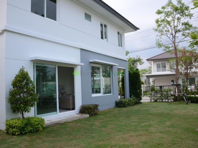 Bangna-Srinakarin,Bangkok,Thailand,3 Bedrooms Bedrooms,3 BathroomsBathrooms,House,House#Preuk Lada Bangna,4746