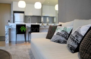 Phrom Phong, Bangkok, Thailand, 1 Bedroom Bedrooms, ,1 BathroomBathrooms,Condo,For Rent,Aequa,4757