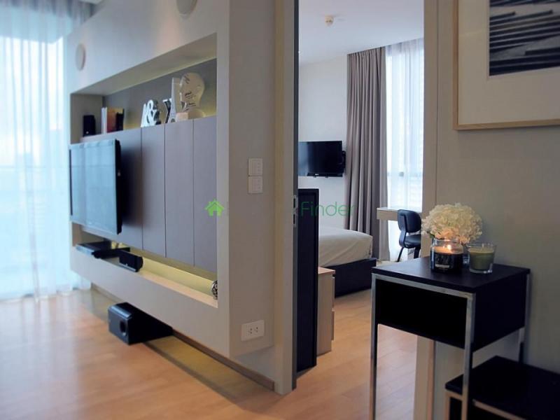 Phrom Phong, Bangkok, Thailand, 1 Bedroom Bedrooms, ,1 BathroomBathrooms,Condo,For Rent,Aequa,4757