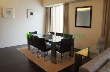 Rajadamri, Bangkok, Thailand, 2 Bedrooms Bedrooms, ,2 BathroomsBathrooms,Condo,For Rent,Hansar Rajdamri,4767