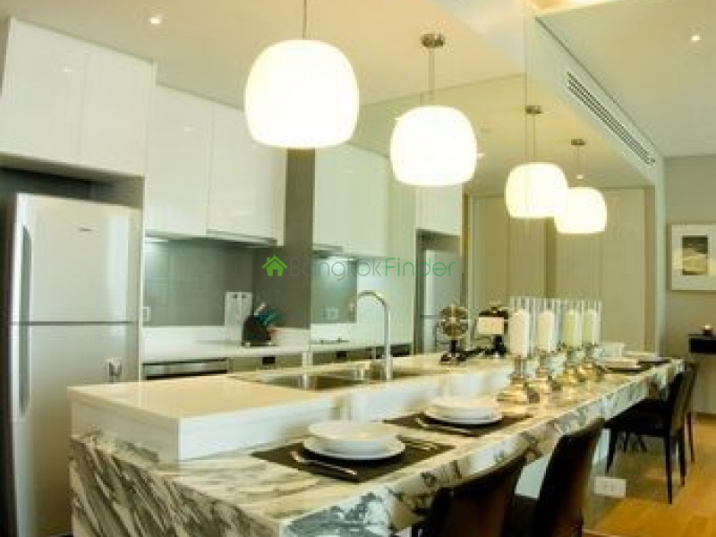 Phrom Phong, Bangkok, Thailand, 1 Bedroom Bedrooms, ,1 BathroomBathrooms,Condo,For Rent,Aequa,4774