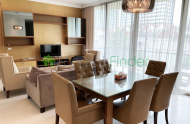 Sukhumvit, Phrom Phong, Bangkok, Thailand, 3 Bedrooms Bedrooms, ,3 BathroomsBathrooms,Condo,For Rent,Royce Resident,Sukhumvit,4800