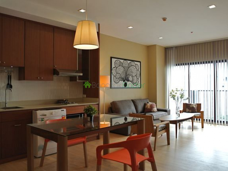 Ekamai, Bangkok, Thailand, 2 Bedrooms Bedrooms, ,2 BathroomsBathrooms,Condo,For Rent,Noble Reveal,4829