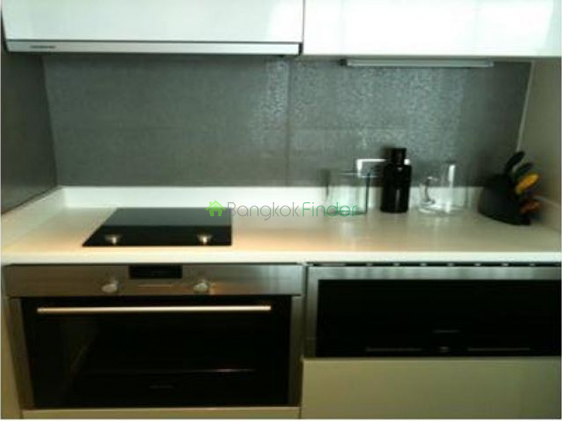 Ekamai, Bangkok, Thailand, 1 Bedroom Bedrooms, ,1 BathroomBathrooms,Condo,For Rent,Aequa,4832