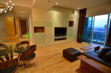 Asoke- Bangkok- Thailand, 2 Bedrooms Bedrooms, ,2 BathroomsBathrooms,Condo,For Rent,Millenium Residence,4839