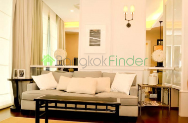 Thonglor, Bangkok, Thailand, 1 Bedroom Bedrooms, ,1 BathroomBathrooms,Condo,For Rent,Quattro by Sansiri,4869