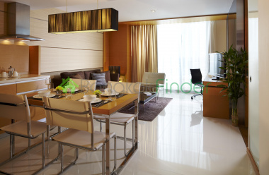 Sathorn, Bangkok, Thailand, 1 Bedroom Bedrooms, ,1 BathroomBathrooms,Condo,For Rent,Oaks,4905