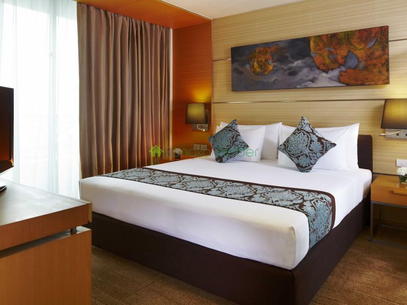 Sathorn,Bangkok,Thailand,1 Bedroom Bedrooms,1 BathroomBathrooms,Condo,Oaks,4905