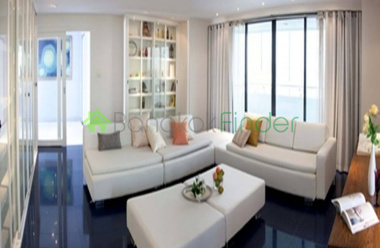 Sathorn, Sathorn-Riverside, Bangkok, Thailand, 4 Bedrooms Bedrooms, ,4 BathroomsBathrooms,Condo,For Rent,P.M.Riverside,Sathorn,4911