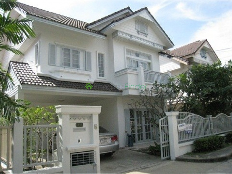 Ramkhamhaeng,Bangna-Srinakarin,Bangkok,Thailand,3 Bedrooms Bedrooms,3 BathroomsBathrooms,House,Ramkhamhaeng,4914