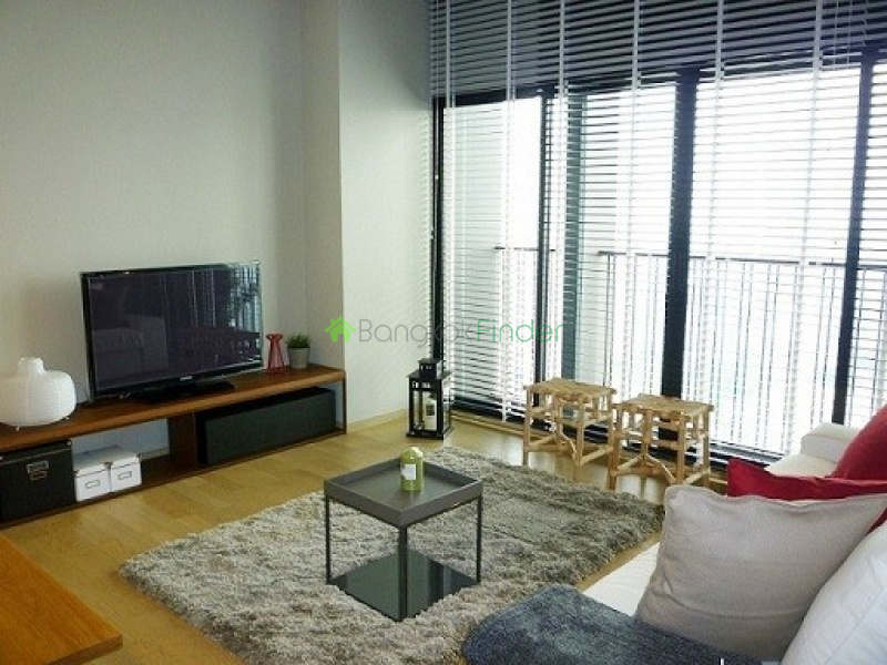 65 Sukhumvit, Ekamai, Bangkok, Thailand, 1 Bedroom Bedrooms, ,1 BathroomBathrooms,Condo,For Rent,Noble Reveal,Sukhumvit,4927
