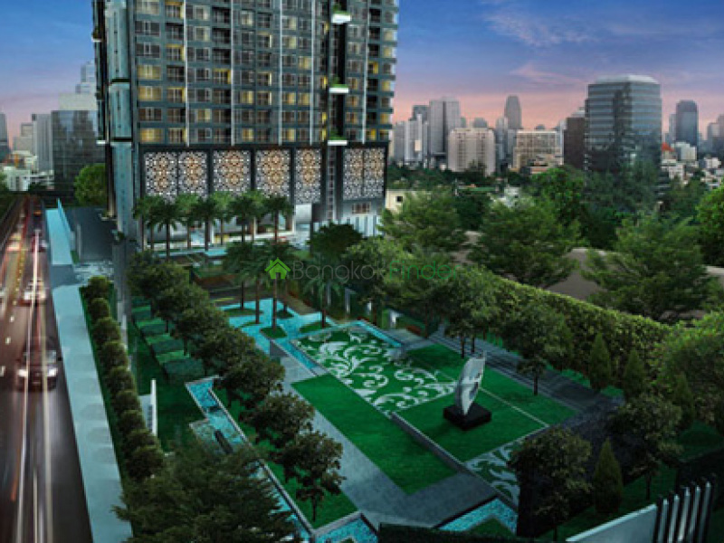 Rythym 50 Sukhumvit,Bangkok Condo Building,