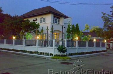 Bangna-Srinakarin, Bangna-Srinakarin, Bangkok, Thailand, 4 Bedrooms Bedrooms, ,4 BathroomsBathrooms,House,Sold,Bangna-Srinakarin,5039