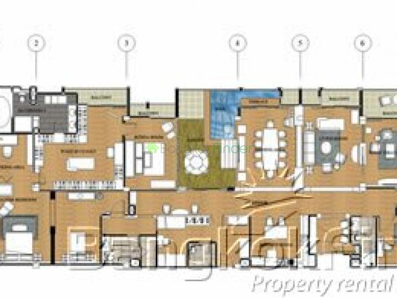 Sukhumvit-Thonglor,Thonglor,Bangkok,Thailand,5 Bedrooms Bedrooms,5 BathroomsBathrooms,Condo,Sukhumvit-Thonglor,5042