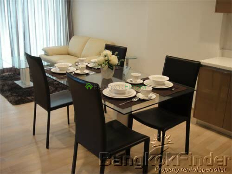 Sukhumvit-Thonglor, Thonglor, Bangkok, Thailand, 1 Bedroom Bedrooms, ,1 BathroomBathrooms,Condo,Sold,Siri at Sukhumvit Condominium,Sukhumvit-Thonglor,5051