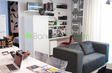 Rajthevee,Bangkok,Thailand,1 Bedroom Bedrooms,1 BathroomBathrooms,Condo,Pyne by Sansiri,Rajthevee,5176