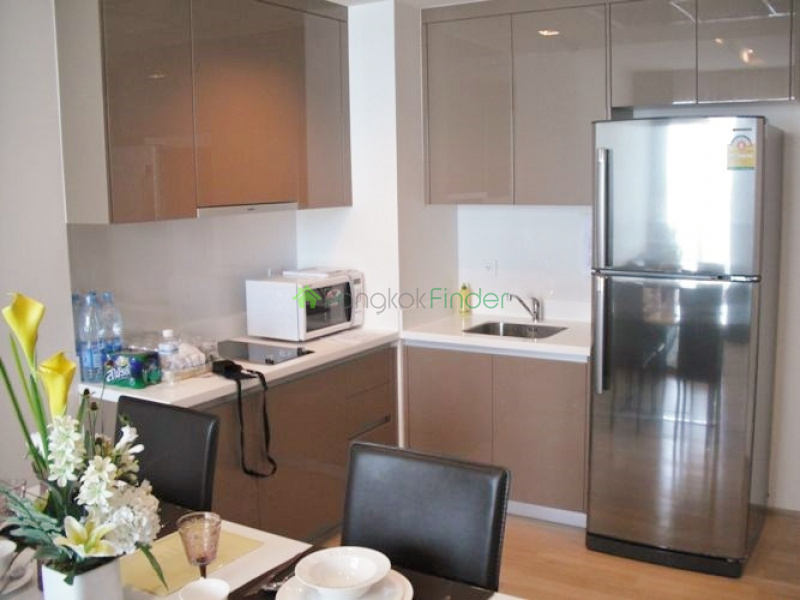 Thonglor, Bangkok, Thailand, 1 Bedroom Bedrooms, ,1 BathroomBathrooms,Condo,Sold,Siri at Sukhumvit Condominium,5277