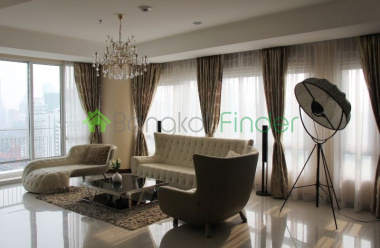 Rajadamri, Rajadamri, Bangkok, Thailand, 3 Bedrooms Bedrooms, ,3 BathroomsBathrooms,Condo,Sold,Baan Rachprasong,Rajadamri,5344