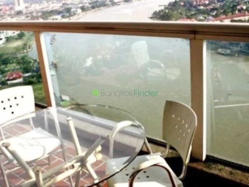 Sathorn,Sathorn-Riverside,Bangkok,Thailand,3 Bedrooms Bedrooms,3 BathroomsBathrooms,Condo,The River,Sathorn,5394