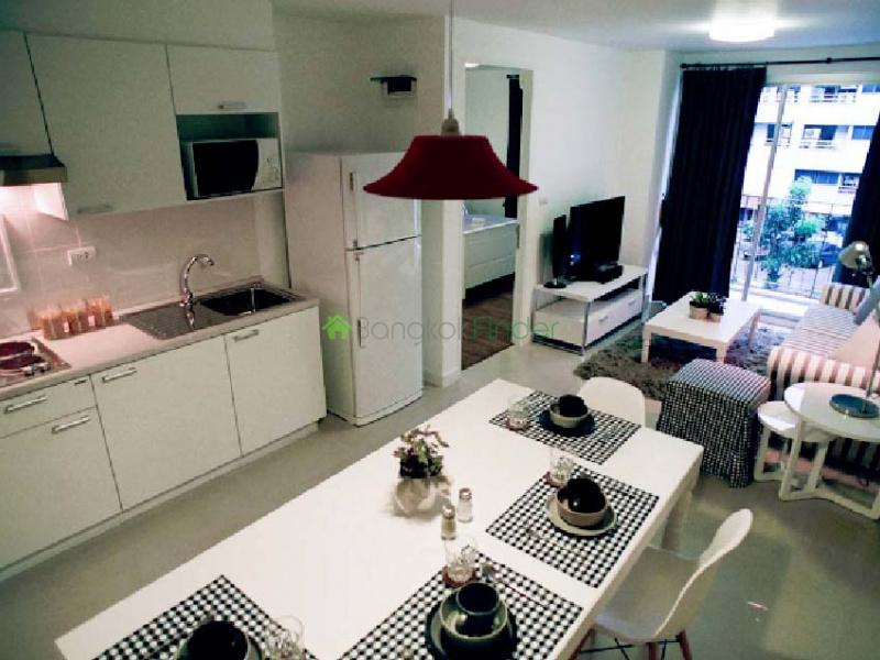 55 Sukhumvit, Thonglor, Bangkok, Thailand, 1 Bedroom Bedrooms, ,1 BathroomBathrooms,Condo,For Sale,The Clover,Sukhumvit,5421