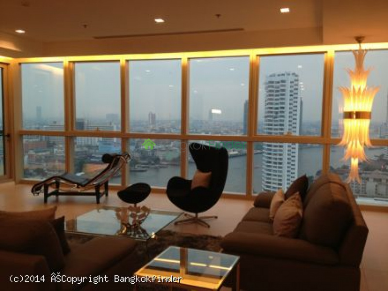 Sathorn-Riverside, Sathorn-Riverside, Bangkok, Thailand, 2 Bedrooms Bedrooms, ,2 BathroomsBathrooms,Condo,For Sale,The River,Sathorn-Riverside,5464