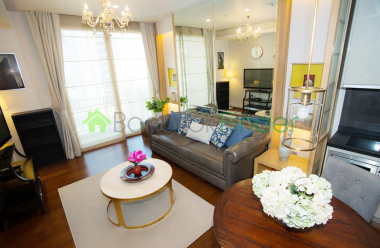 55 Sukhumvit, Thonglor, Bangkok, Thailand, 1 Bedroom Bedrooms, ,1 BathroomBathrooms,Condo,For Rent,Quattro by Sansiri,Sukhumvit,5478