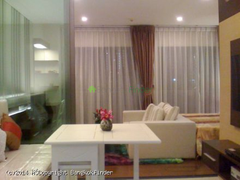 55 Sukhumvit, Thonglor, Bangkok, Thailand, 1 Bedroom Bedrooms, ,1 BathroomBathrooms,Condo,For Rent,Noble Remix,Sukhumvit,5511