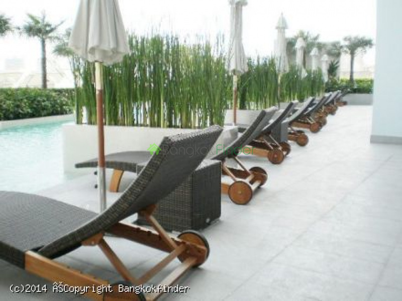 1 Rama 4, Rama 4, Bangkok, Thailand, 2 Bedrooms Bedrooms, ,2 BathroomsBathrooms,Condo,For Rent,Amanta Lumpini,Rama 4,5513