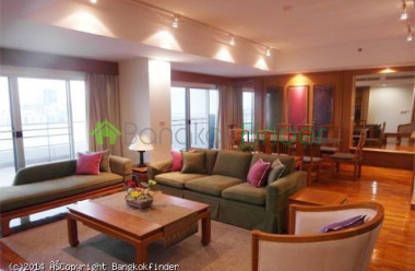 Sathorn, Sathorn, Thailand, 3 Bedrooms Bedrooms, ,3 BathroomsBathrooms,Condo,For Rent,Baan Nondzee,Sathorn,5562