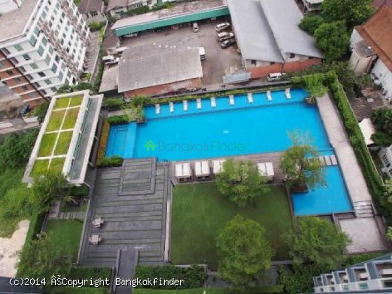 38 Sukhumvit, Thonglor, Thailand, 2 Bedrooms Bedrooms, ,2 BathroomsBathrooms,Condo,Sold,Siri at Sukhumvit Condominium,Sukhumvit,5607