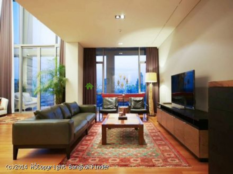 Sathorn, Silom, Thailand, 2 Bedrooms Bedrooms, ,2 BathroomsBathrooms,Condo,For Rent,Sukhothai Residences Condo,Sathorn,5701