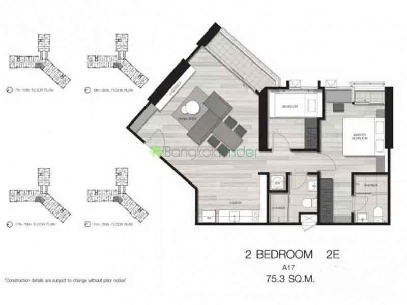 Charoen Rat Rd- Khet Bang Kho Laem- Sathorn- Charoenraj- Bangkok- Thailand 10120, 1 Bedroom Bedrooms, ,1 BathroomBathrooms,Condo Building,Rent or Sale,Charoen Rat Rd ,5774