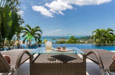 Choeng Mon,Koh Samui,Thailand,3 Bedrooms Bedrooms,3 BathroomsBathrooms,Villa,5782