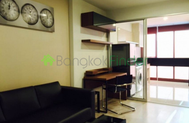 Sathorn, Bangkok, Thailand, 1 Bedroom Bedrooms, ,1 BathroomBathrooms,Condo,For Rent,Rhythm Sathorn-Narathiwas,5784