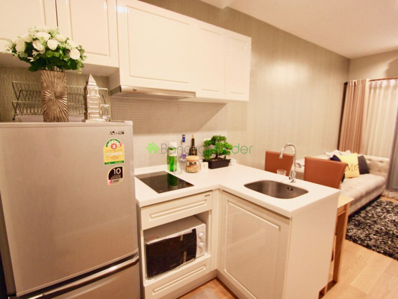 Sukhumvit, Bangkok, Thailand, 1 Bedroom Bedrooms, ,1 BathroomBathrooms,Condo,For Rent,Condolette Dwell,3,5786