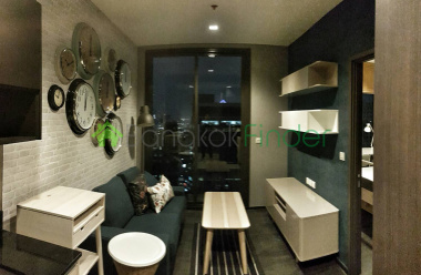 Asoke,Bangkok,Thailand,1 Bedroom Bedrooms,1 BathroomBathrooms,Condo,Edge Sukhumvit 23,5797