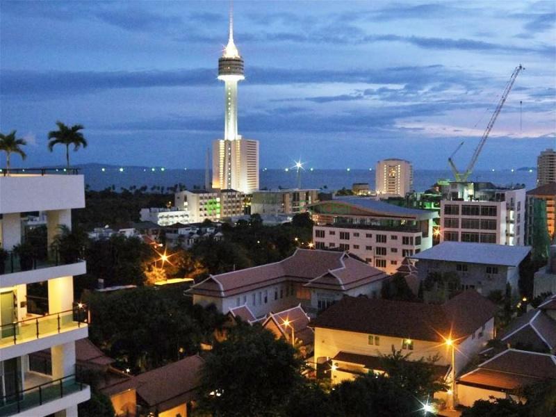 Pratumnak Hill, Pattaya, Thailand, 2 Bedrooms Bedrooms, ,2 BathroomsBathrooms,Condo,Sold,Siam Royal Ocean View,5802