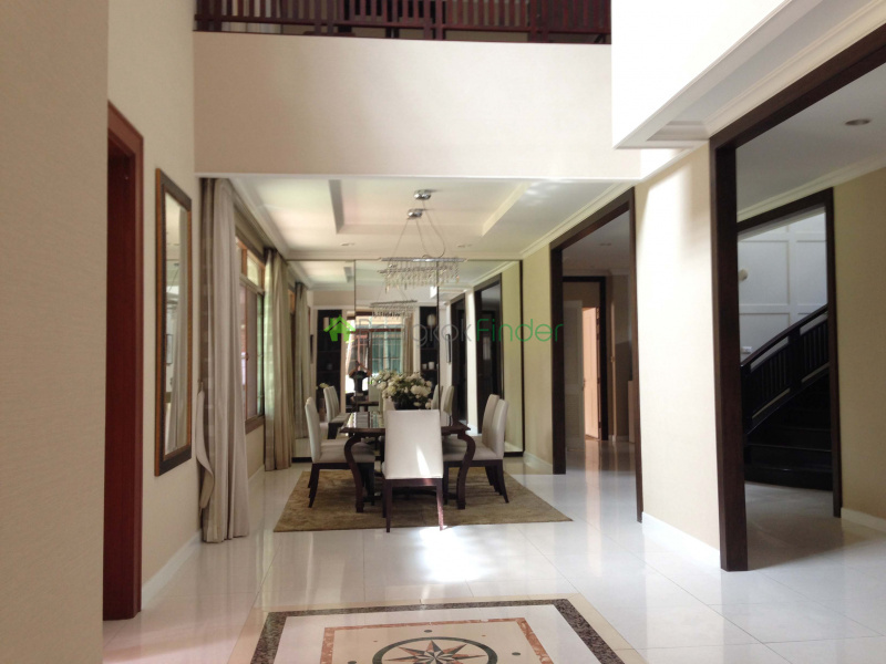 Large House for Rent, Pattanakarn Road, Bangkok Pattana School, 4 bedroom