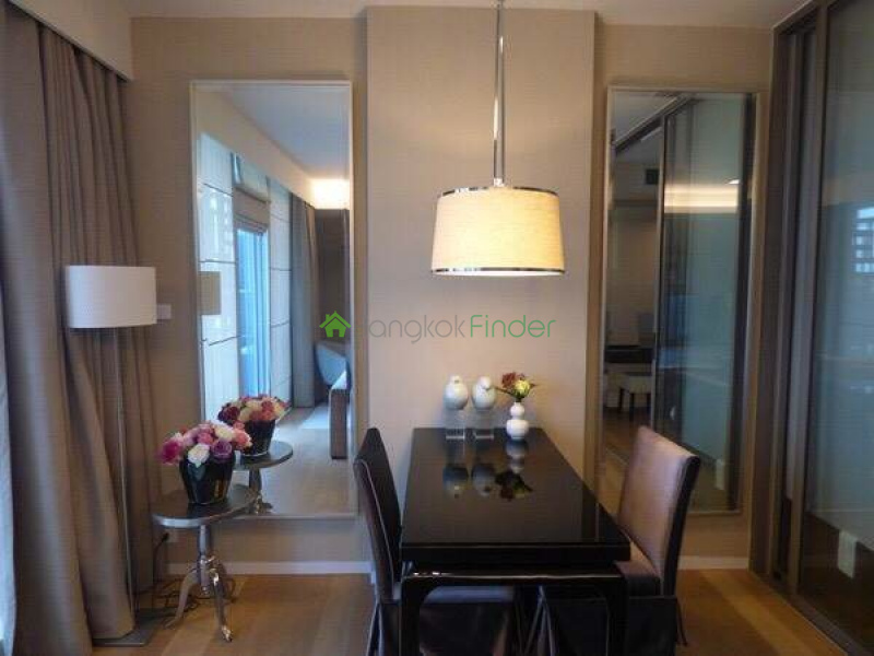 Siamese Condo Phrom Phong,Bangkok,Thailand 10110,1 Bedroom Bedrooms,1 Bathrooms,Condo,5836
