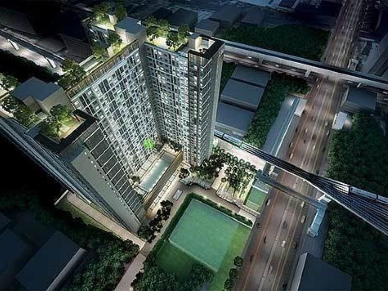 Condo for sale near BTS phetchaburi, condo for sale at life asoke
