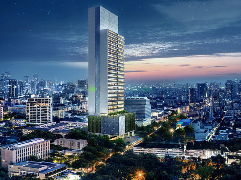 TELA Thonglor is a condominium project, developed by Gaysorn Property, located at 233 Soi Sukhumvit 55, Khwaeng Khlong Tan Nuea, Khet Watthana, Krung Thep Maha Nakhon 10110. Gaysorn Property is also the developer behind MODE Sukhumvit 61 and Domus. TELA Thonglor is currently under construction with completion planned in 2018. Condominium comprises of a single building, having 33 floors and includes 88 units.