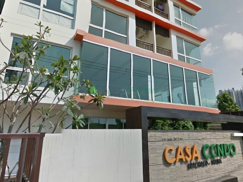 Bangkok- Huai Khwang- Bangkok- Thailand 10310, 1 Bedroom Bedrooms, ,1 BathroomBathrooms,Condo Building,Rent or Sale,6442